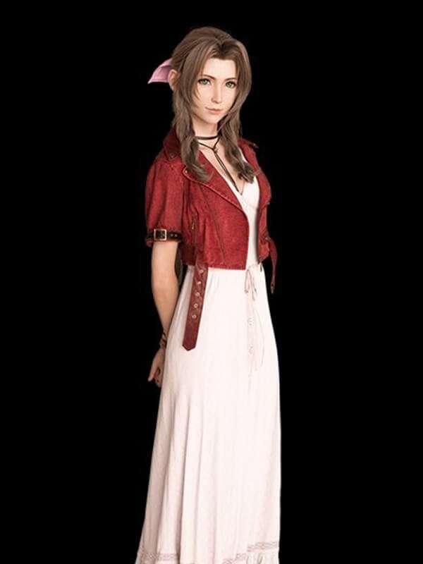 Aerith Gainsborough Final Fantasy VII Jacket