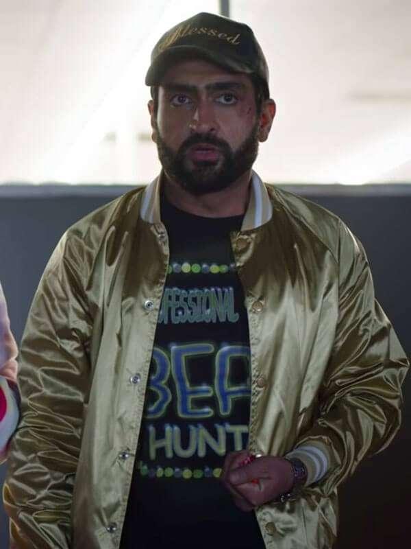 American-Pakistani Comedian Kumail Nanjiani The Lovebirds Jacket