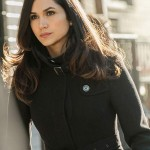 Angela Valdes Tv Series Power Trench Coat