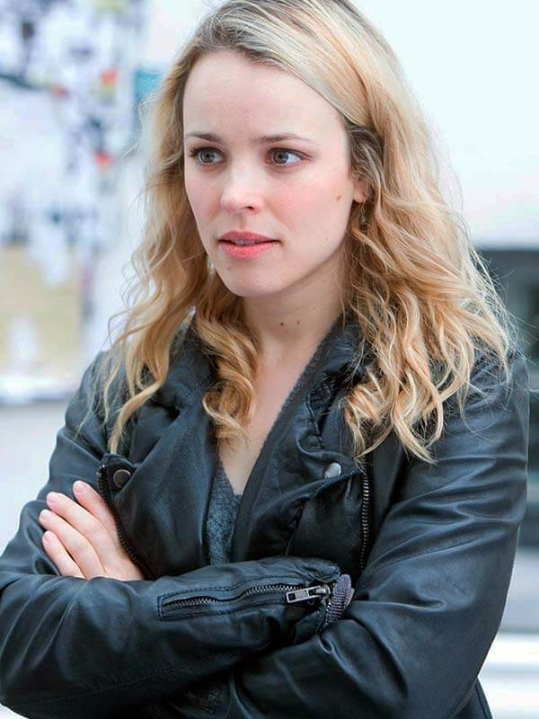 Annabel Richter A Most Wanted Man Jacket