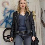 Annabel Richter A Most Wanted Man Leather Jacket