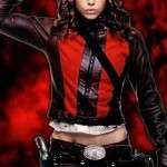 Blade Trinity Abigail Whistler Jacket