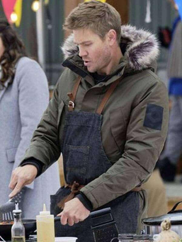 Brett Hollister Love in Winterland Cotton Jacket