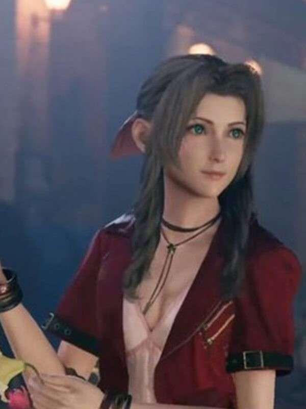 Briana White Final Fantasy 7 Remake Aerith Jacket