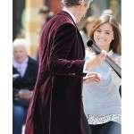 Caecilius Doctor Who Peter Capaldi Velvet Coat