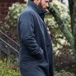 Chris Evans Defending Jacob Mini-Series Coat