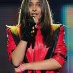 Christina Aguilera Michael Jackson Style Tribute Concert Jacket