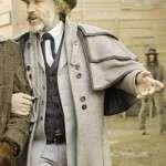 Christoph Waltz Django Unchained Duster Wool Coat