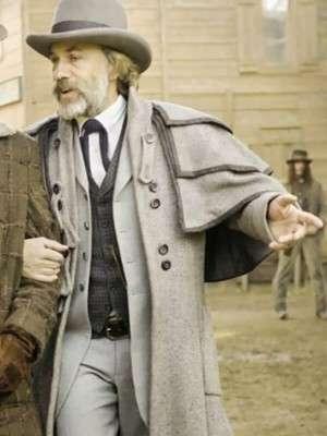 Dr. King Schultz Django Unchained Trench Coat