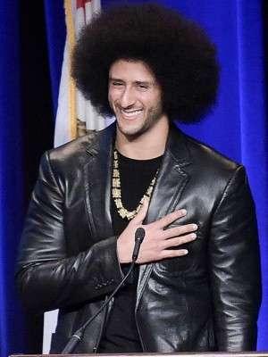 Colin Kaepernick Black Blazer Jacket