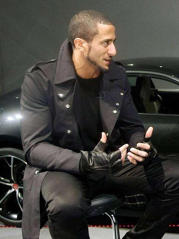 Colin Kaepernick Stylish Jacket