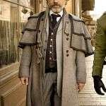 Django Unchained Dr. King Schultz Trench Coat