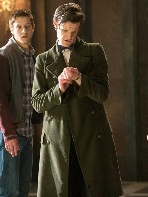 Doctor Who 11th Doctor's Trench Coat