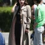 Drama Series The Plot Against America Elizabeth Levin Trench Coat