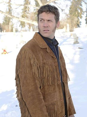 Russell Harvard Fargo Mr. Wrench Brown Jacket
