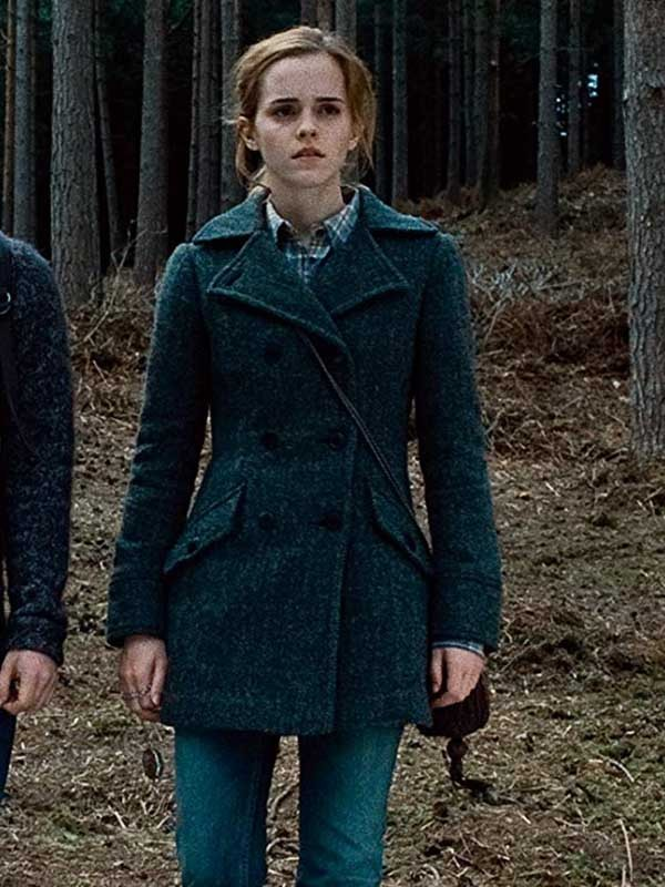 Harry Potter and the Deathly Hallows Emma Watson Coat