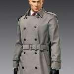 Hitman 2 Silent Assassin Agent 47 Trench Coat