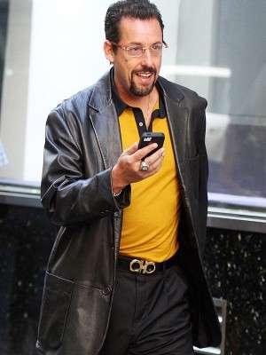 Adam Sandler Uncut Gems Blazer Jacket