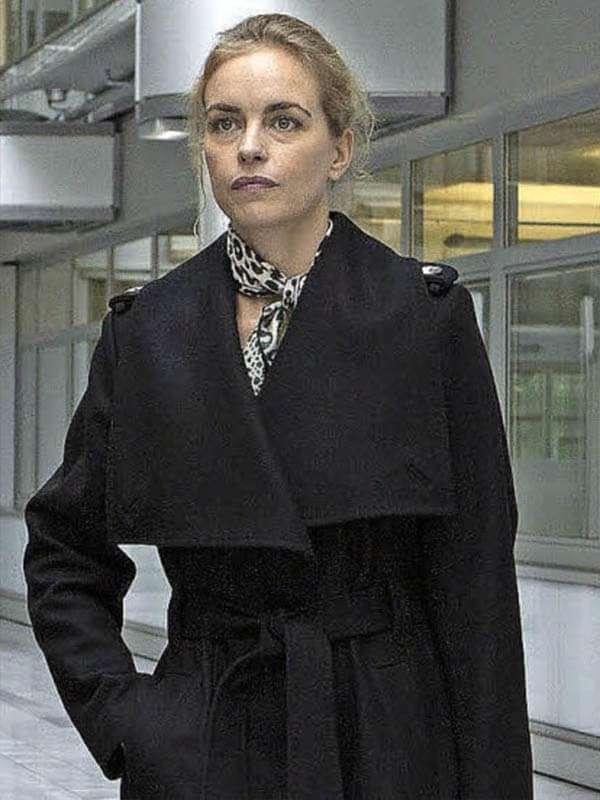 Irna Frey A Most Wanted Man Film Coat