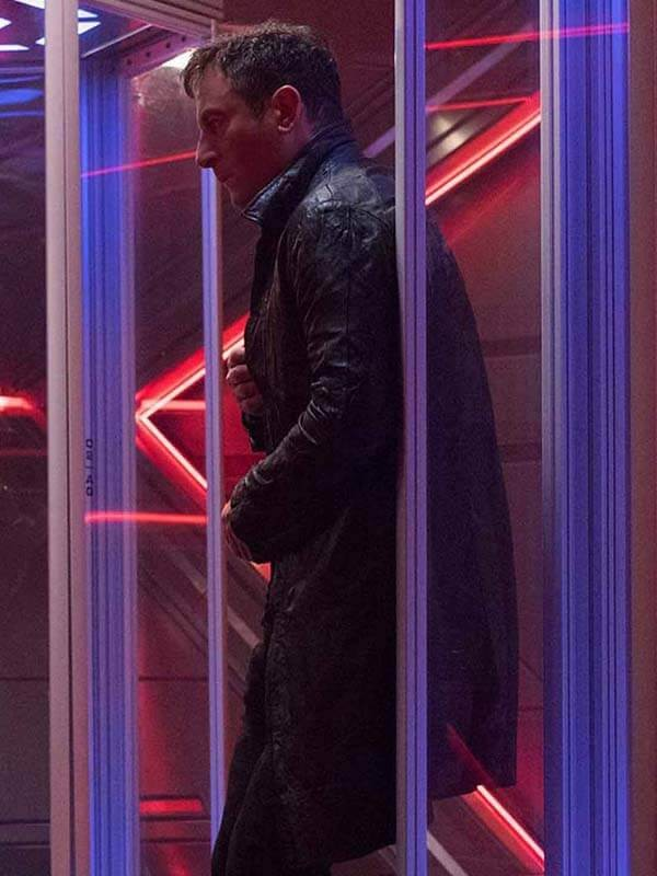 Jason Isaacs TV Series Star Trek Discovery Coat