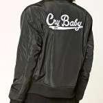Johnny Depp Cry Baby Women Varsity Jacket