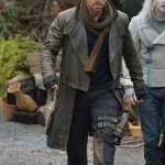 Joshua Nolan Defiance Brown Leather Coat