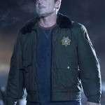 Jude Ellis Green Cotton Jacket