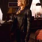 Julie Benz Defiance Series Leather Jacket