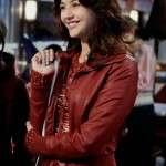 Maggie Landers The Carrie Diaries Katie Findlay Jacket