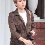 Marriage Story Scarlett Johansson Cotton Jacket