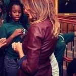 Melania Trump Brown Jacket