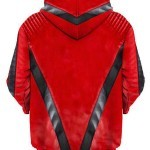 Michael Jackson Thriller Song Hooded Jacket