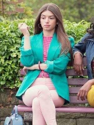 Ruby Matthews Sex Education Season 2 Coat