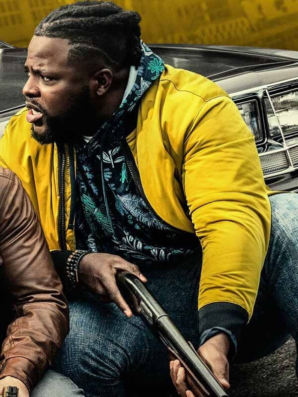 Movie Spenser Confidential Winston Duke Jacket