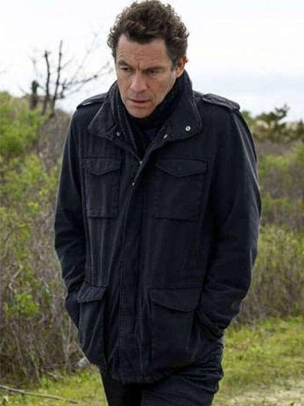 Noah Solloway The Affair Blue Denim Jacket