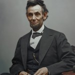 Patriotic Party Abraham Lincoln Black Coat