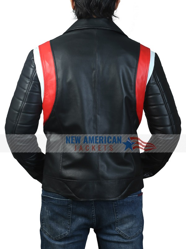 Ryan Gosling Leather Jacket