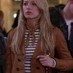 Serena van der Woodsen Gossip Girl Jacket