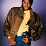 Singer Michael Jackson Jacket