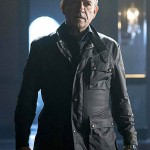TV Series Gotham Alfred Pennyworth Leather Jacket