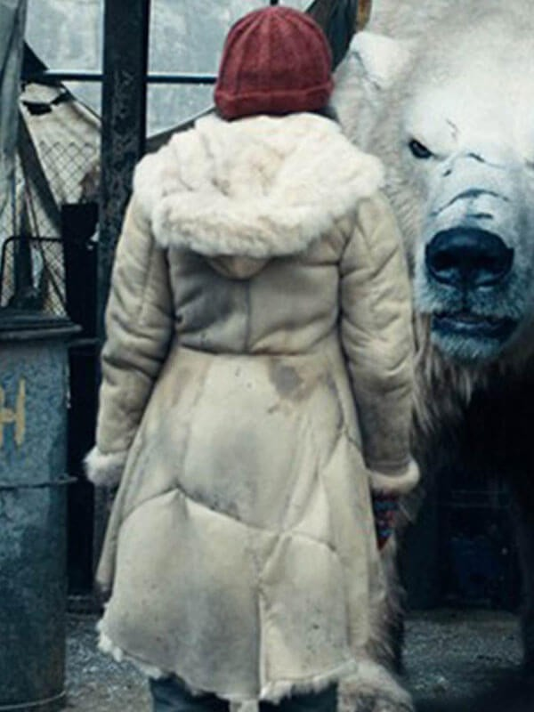 TV Series His Dark Materials Lyra Belacqua Coat