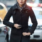 TV Series Power Lela Loren Black Long Coat