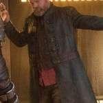 TV Series Star Trek Discovery Season 2 Harry Mudd Leather Coat