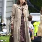 TV Series The Plot Against America Elizabeth Levin Trench Coat