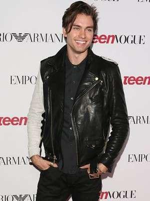 Nolan Gerard Funk Teen Vogue Event Jacket