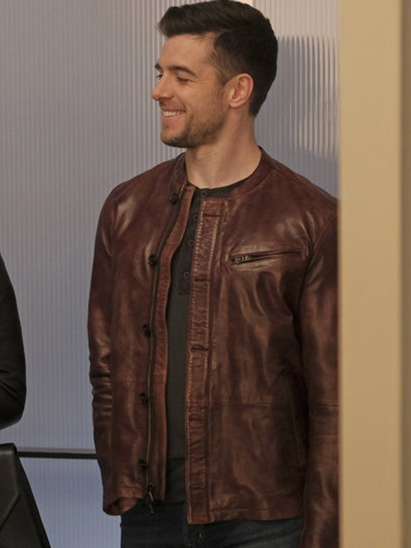 The Bold Type Dan Jeannotte Jacket