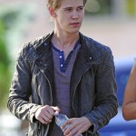 The Carrie Diaries Austin Butler Leather Jacket