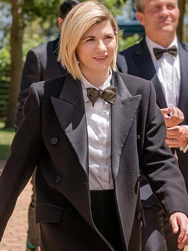 The Doctor Season 12 Coat