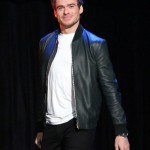 The Eternals Richard Madden Leather Jacket