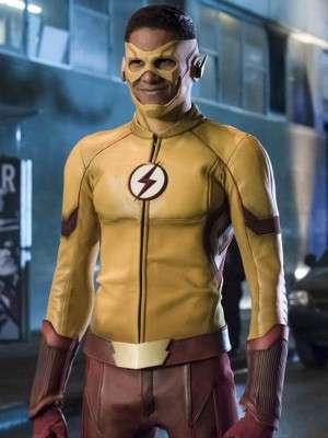 Keiynan Lonsdale The Flash Jacket